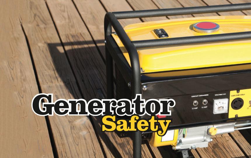 Generator Safety