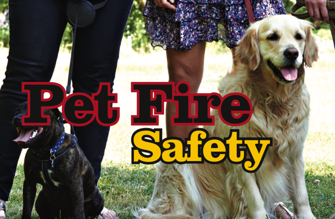 Pet Fire Safety