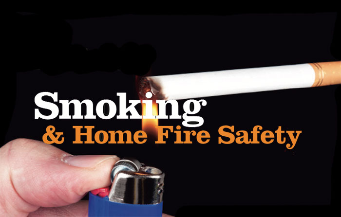 Smoking and Home Fire Safety
