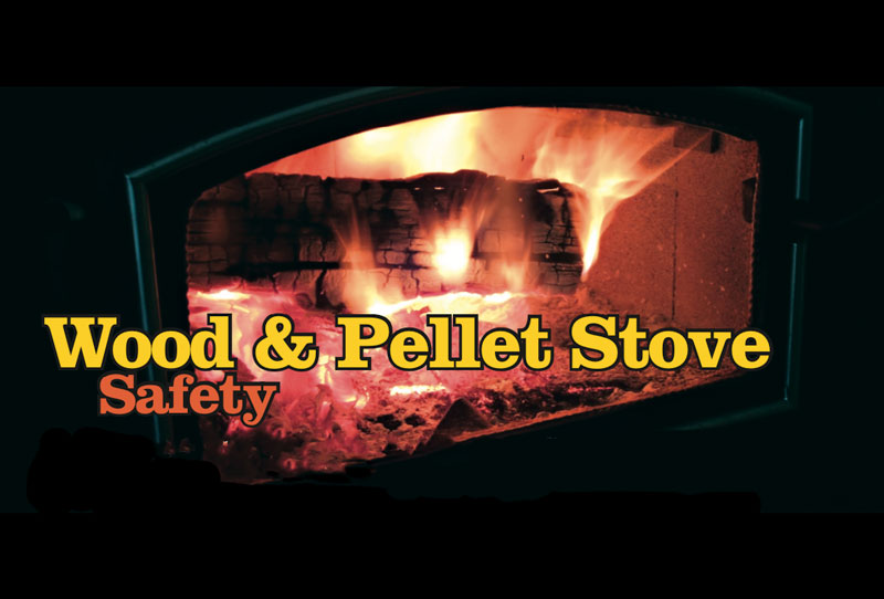 Wood & Pellet Stove Safety