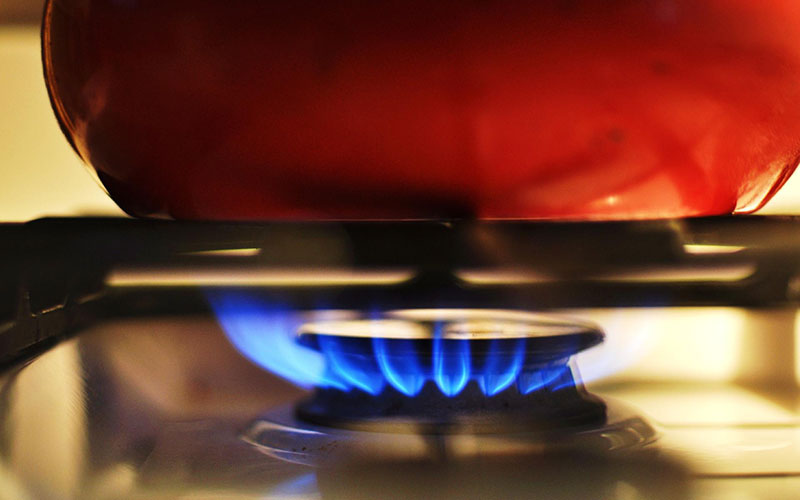 fire safety in the home open flame
