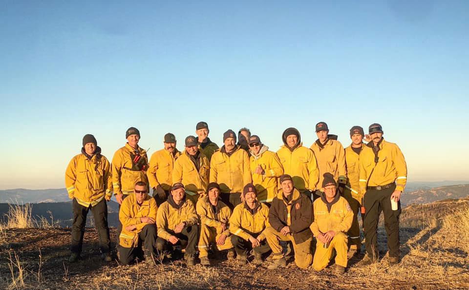 nevada county strike team 2019 kincade fire