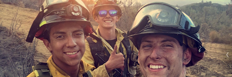 pcpfire team selfie