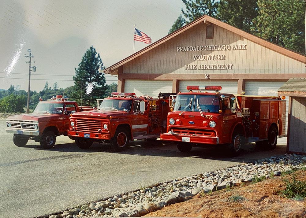 Station 57 circa 1990